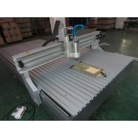 Buy cheap Advertising Plastic CNC Router 32M Memory Handle Panel Easy Operation CTE1218A from wholesalers