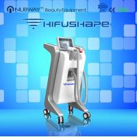 Buy cheap Non - invasive High Intense Focus Ultrasound new Hifu slimming machine from wholesalers