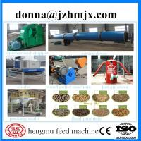 Buy cheap Top brand Hengmu wood pellet production line from rice husk from wholesalers