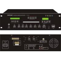 Buy cheap 120W 5 zones Mixer amplifier  with MP3 +CD+FM  (Y-100FUCM) from wholesalers