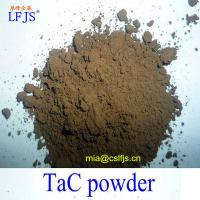Buy cheap Tantalum Carbide Powder, TaC powder, +99.5%, China manufacture & factory & exporter from wholesalers