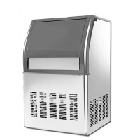 Buy cheap Counter - Type Commercial Ice Maker Machine 54KG / H For Freezing Beef Fish from wholesalers