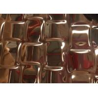 Buy cheap China 201 304 Embossed Stainless Steel Sheet Manufactures Suppliers In Foshan from wholesalers