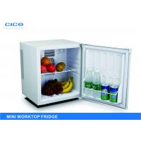 Buy cheap White Mini Integrated Under Worktop Fridge Freezer CE Certification from wholesalers