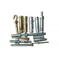 Buy cheap Zinc Plated Specialty Hardware Fasteners Construction Shield Anchor Bolt M12 from wholesalers