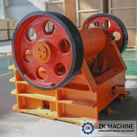 China Mini Stone Crusher Machine High Efficiency Reliable Working Conditions on sale