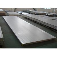 Buy cheap Hot Dipped Galvanised Stainless Steel Metal Sheet Passivated Finishing from wholesalers