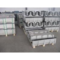 Buy cheap polymer drainage channel with stainless steel gratings from wholesalers