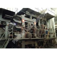 Buy cheap Hydraulic Kraft Packing Paper Making Machine Craft Paper Production Machine from wholesalers