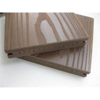 Buy cheap Outside Solid Pvc Vinyl Flooring Boards with Coffee , ASA Surface Coextruded from wholesalers