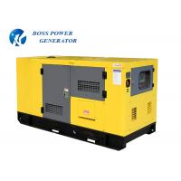 Buy cheap Four Cylinder Yangdong Diesel Generator AC Brushless Fully Enclosed Enclosure from wholesalers