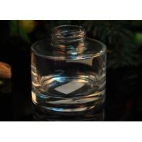 Buy cheap Bulk Aroma Diffuser Perfume Glass Bottles For Personal Care , Simple Design product