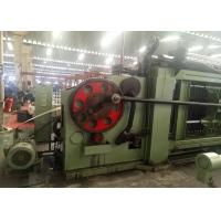 Buy cheap Easily Operating Gabion Wire Mesh Machine 100*120mm Diamond Hole Size from wholesalers