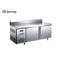 Buy cheap Commercial Durable Stainless Steel Air Cooling Bakery Trays Insert Refrigerator Cabinet With Backrest from wholesalers