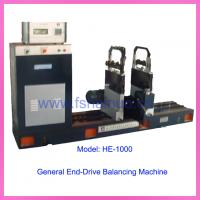 Buy cheap End-Drive Horizontal Dynamic Balance Machine|Belt-Drive Horizontal Dynamic Balance Machine(HBE-1000) from wholesalers