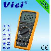 Buy cheap VC9801A+ 3 1/2 digits digital multimeter 2000uF from wholesalers