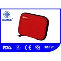 Buy cheap Red EVA Day Hike Outdoor First Aid Kit Shell Bag Fashionable Designed from wholesalers