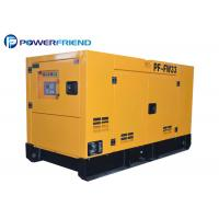 Buy cheap Three Phase 50HZ 30kva FAWDE Diesel Power Generator with Silent Type from wholesalers