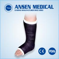 Buy cheap Disposable Orthopedic Waterproof Polyurethane Leg Cast Ansen Cast Chinese OEM Manufacturer Medical Orthopedic Fracture from wholesalers
