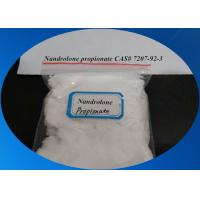 Buy cheap Nandrolone Propionate 7207-92-3 Natural Anabolic Steroids Human Growth Hormone Powder from wholesalers