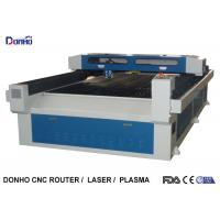 Buy cheap Untouch Following System Industrial Laser Cutting Machine For Wood / Metal Cutting from wholesalers