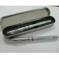 Buy cheap 4 in 1 650nm red laser pointer pen from wholesalers
