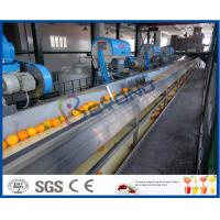 Buy cheap Full Automatic Engery saving Orange Processing Line for Turn Key Project from wholesalers