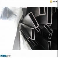Buy cheap High Precision Rectangular Steel Tubing ST52.4 Q345B Structural For Textile Machinery from wholesalers