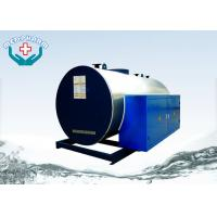 Buy cheap CWDR Horizontal Industrial Steam Boiler With Stainless Steel Heating Pipe from wholesalers
