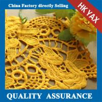 Buy cheap China high quality fabric for wedding dress lace,dress making lace fabric,cotton floral lace fabric from wholesalers