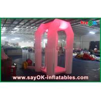 Buy cheap Promotional Oxford Cloth Inflatable Cash Cube Money Booth for Advertising from wholesalers