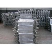 Buy cheap Zinc Aluminum Cadmium alloy Sacrificial Anode , Condenser Anodes from wholesalers