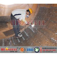 Buy cheap Flex Metal Grids for Erosive Flue Gas Streams,Flexmetal Reactor Vessels from wholesalers
