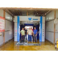 Buy cheap Iso9001 / CE Automatic Car Wash Machine , Advanced Tunnel Car Wash Systems from wholesalers