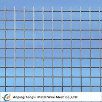 Buy cheap Stainless Steel 304 Welded Wire Mesh |1x1x10gaugex10ft~100ft from wholesalers