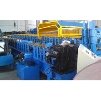 Buy cheap Colour coated Steel  Rain Water Donsponut Roll Forming Equipment Automatic Portable Machine from wholesalers