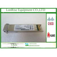 Buy cheap Cisco XFP-10G-MM-SR 10GBASE-SR XFP X2 Transceiver Module MMF 850nm 300m LC DOM product