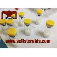 Buy cheap MT-2 Legal Peptide Hormones Melanotan 2 Growth Hormone In White Lyophilized Powder from wholesalers