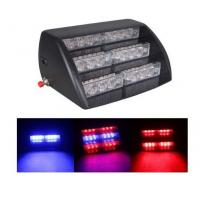 Buy cheap White 18 LED Emergency Flashing Flash Dash Strobe Light Red/blue Vehicle Car Truck from wholesalers