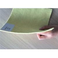 Buy cheap 500 Degree Industrial Felt Fabric C Black Pre - Oxygen Fiber w / o Adhesive product
