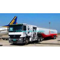 Buy cheap Howo 46000L 35000L Special Purpose Truck Aircraft Refueler Trucks 380hp Engine Power: from wholesalers