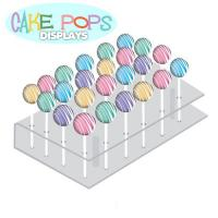 Buy cheap Cake Pops Acrylic Display Stand from wholesalers