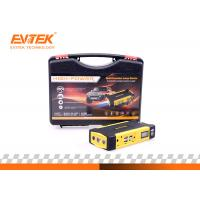 Buy cheap CE FCC RoHS Certification Car Emergency Battery Booster For 12V Petrol And Diesel Cars from wholesalers