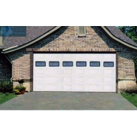 Buy cheap 40mm 2500mm Height Steel Sectional Garage Doors from wholesalers