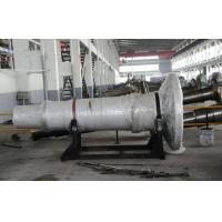 Buy cheap 34CrNiMo6 Forged Steel Shaft / EN10228 Class D Standard 1.5MW Wind Power Spindle product