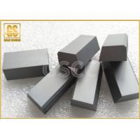 Buy cheap YG6 Type Carbide Brazing Tips HRA 90.5 , Cuboid Cemented Carbide Tool Tips from wholesalers