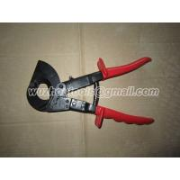 Buy cheap Fiber optic cable bolt cutters,Ratchet Cable cutter from wholesalers