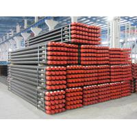Buy cheap D24 60MM X 3 Meter Rock Drill Rods , Machining Drill Rod For V2440 Machine product
