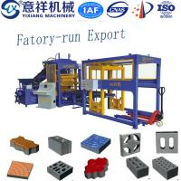 Buy cheap Fully Automatic Fly ash Cement Sand etc Material Mixed Batching Brick Making Machine from wholesalers