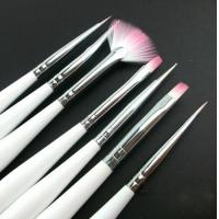 Buy cheap High Quality Nail Brush/Nail Art Brush,Nail gel brush/ acrylic nail brush from wholesalers